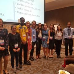 AusACPDM 2018 Scholarship Winners